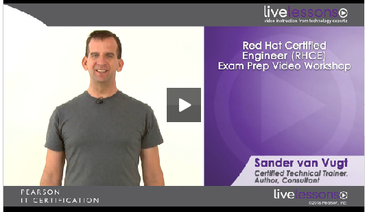 Red Hat Certified Engineer (RHCE) Exam Prep Video Workshop Introduction