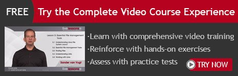 Video Course Experience