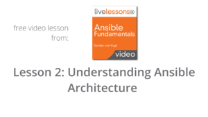 Learn Ansible Architecture