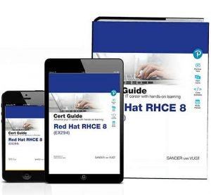 Red Hat RHCE 8 (EX294) Cert Guide